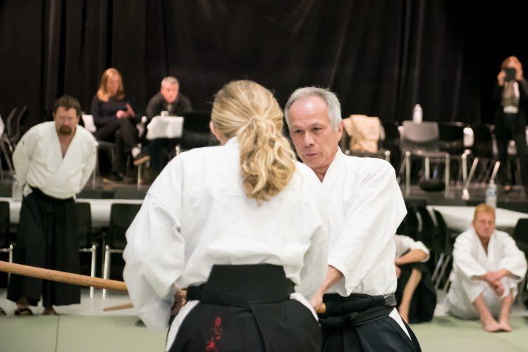 École de la Marsange: Aikido Provinois dimanche 6 octobre